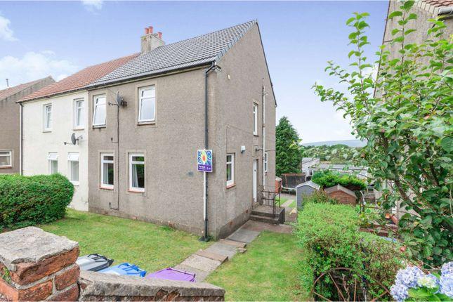 Thumbnail Semi-detached house for sale in Innes Park Road, Skelmorlie