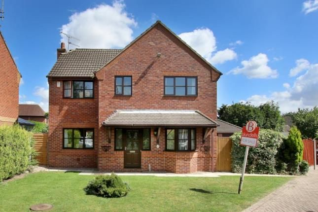 Thumbnail Detached house for sale in St. Chads Way, Sprotbrough, Doncaster