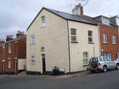 Thumbnail Maisonette to rent in East John Walk, Newtown, Exeter