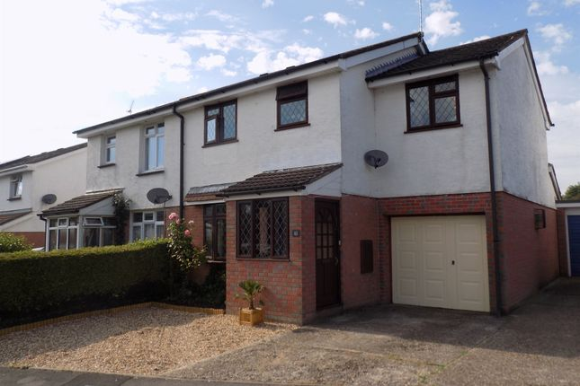 Thumbnail Semi-detached house for sale in The Mount, Ringwood