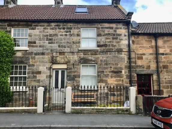 Thumbnail Terraced house for sale in High Street, Castleton, Whitby, .
