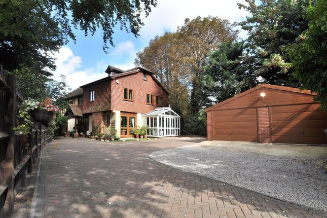 Thumbnail Detached house for sale in Chislehurst Road, Bickley, Bromley