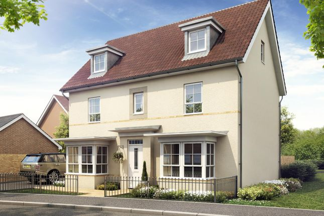 "Thumbnail Detached house for sale in ""Warwick"" at Great Mead, Yeovil"