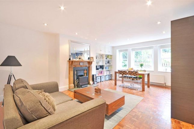 Thumbnail Flat to rent in Abbey Road, South Hampstead