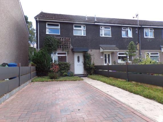 Thumbnail End terrace house for sale in Farnborough, Hampshire