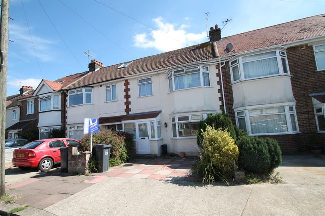 Thumbnail Property to rent in Brittany Road, Broadwater, Worthing