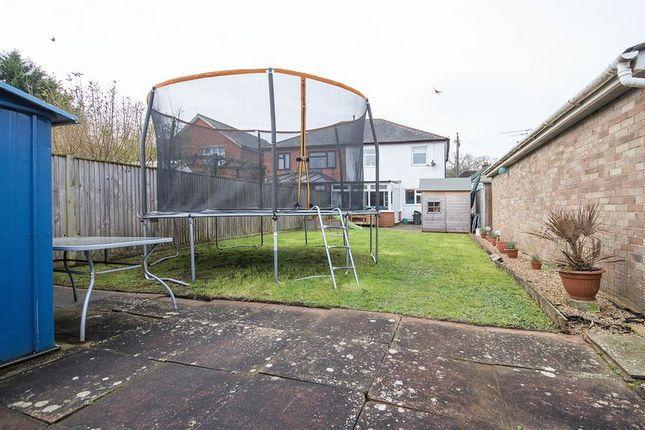 Rear Garden of Salisbury Road, Totton, Southampton SO40
