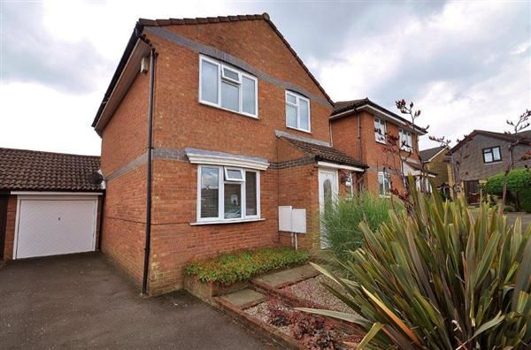 Thumbnail Detached house for sale in Raleigh Close, Willesborough, Ashford