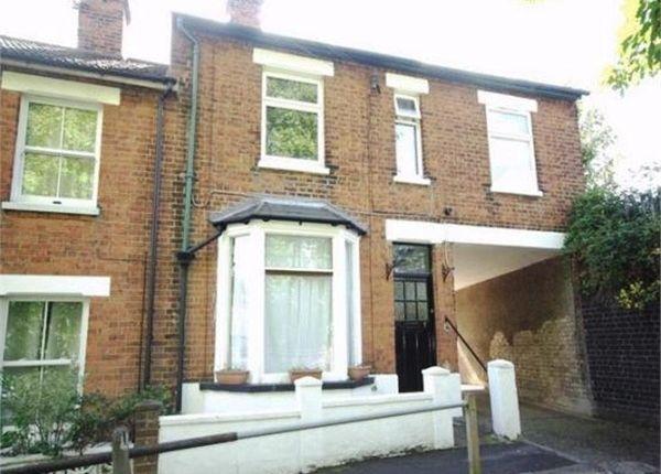 Thumbnail Maisonette for sale in Ottoman Terrace, Radlett Road, Watford, Hertfordshire