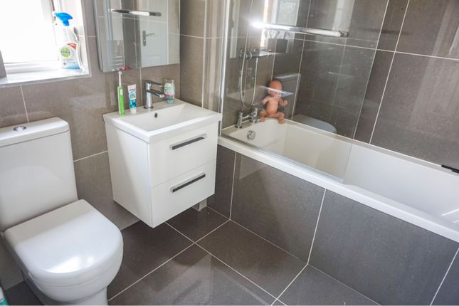 Bathroom of St. Crispin Drive, Northampton NN5