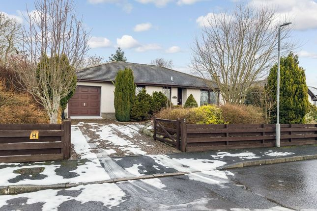 4 bed detached bungalow for sale in 2 The Croft, Nether Blainslie, Galashiels TD1