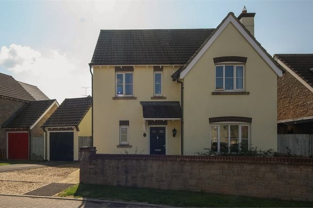 Thumbnail Detached house for sale in 1 Glebelands Close, Cheddar, Somerset