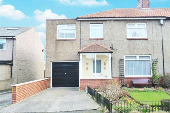 Thumbnail Semi-detached house for sale in Eastgarth Avenue, Amble, Morpeth, Northumberland