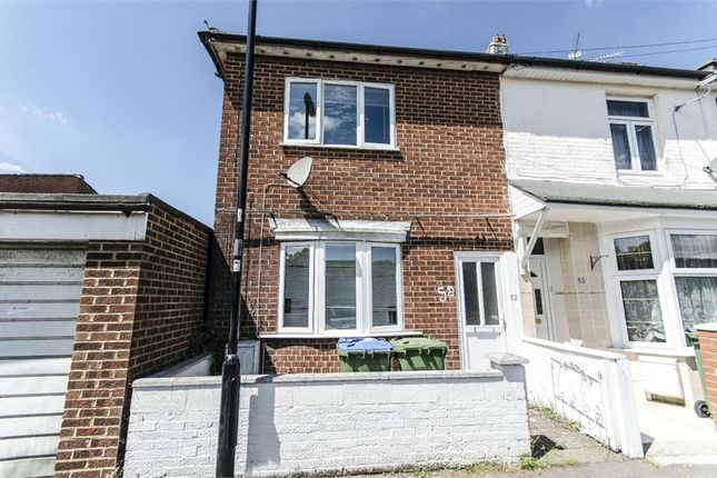 Thumbnail 2 bed end terrace house for sale in Hartington Road, St Mary's, Southampton, Hampshire