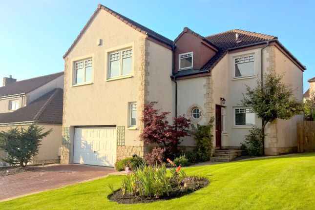 Thumbnail Detached house for sale in The Heathery, Dunfermline