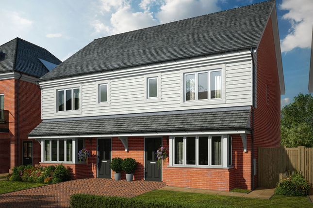 """Thumbnail Semi-detached house for sale in """"The Birr"""" at Avery Hill Road, London"""