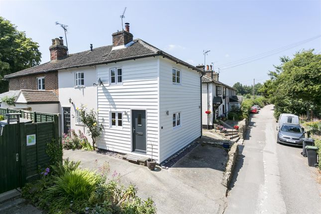 Thumbnail End terrace house for sale in Ryarsh Lane, West Malling