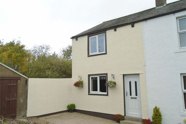 Thumbnail Cottage for sale in Assembly Square, Abbeytown, Wigton, Cumbria