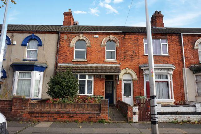 Thumbnail Terraced house for sale in Hainton Avenue, Grimsby
