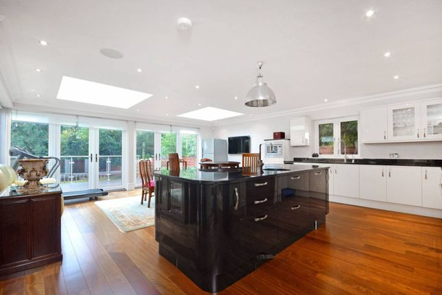 Thumbnail Detached house to rent in Henley Drive, Coombe, Kingston Upon Thames