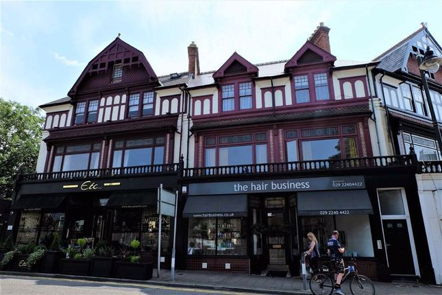 Thumbnail Flat for sale in Stanwell Road, Penarth, Vale Of Glamorgan