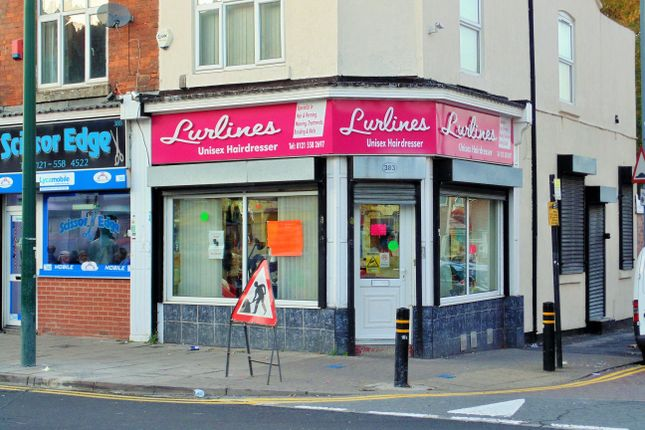 Thumbnail Retail premises for sale in Dudley Road, Birmingham