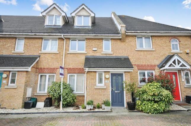 Thumbnail Terraced house for sale in Oaklands Court, Graveney Grove, Penge, London