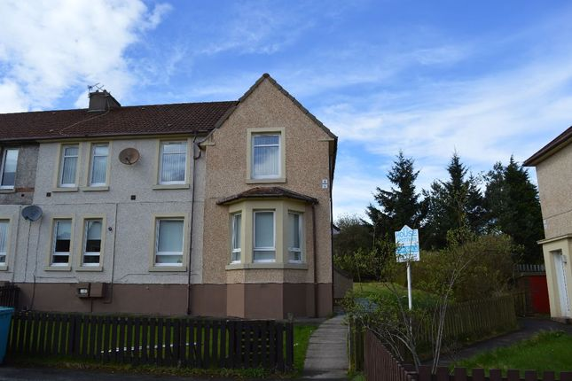 Thumbnail Flat for sale in Hillfoot Road, Gartlea, Airdrie