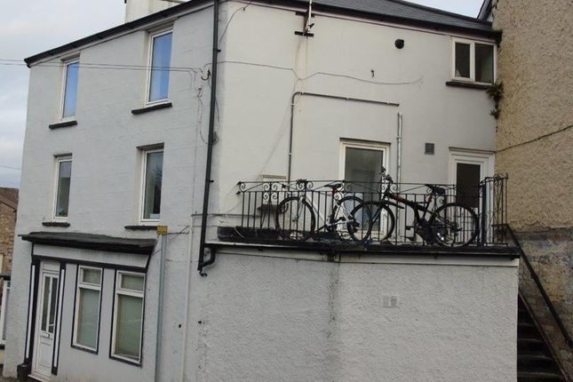 Thumbnail Maisonette for sale in Moor Street, Chepstow
