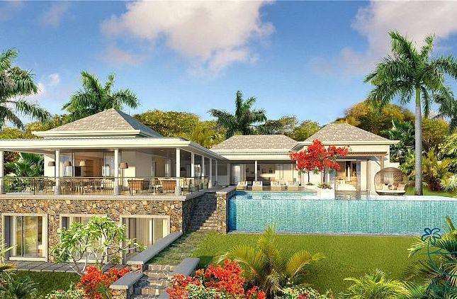 Thumbnail Villa for sale in Les Hauts, Villas, Baie Du Cap, Mauritius, Savanne, Mauritius