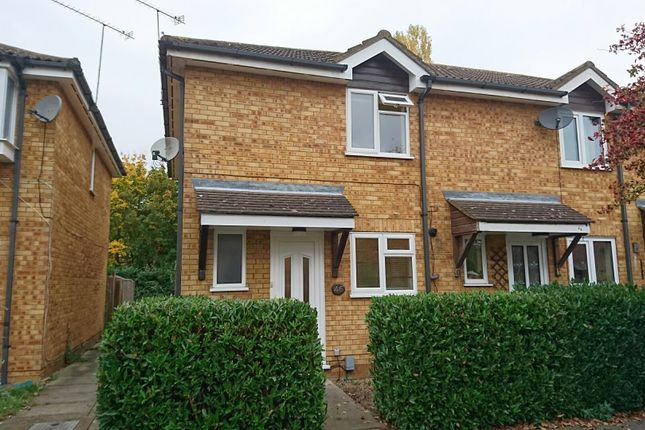 Thumbnail Semi-detached house to rent in Wellington Drive, Welwyn Garden City