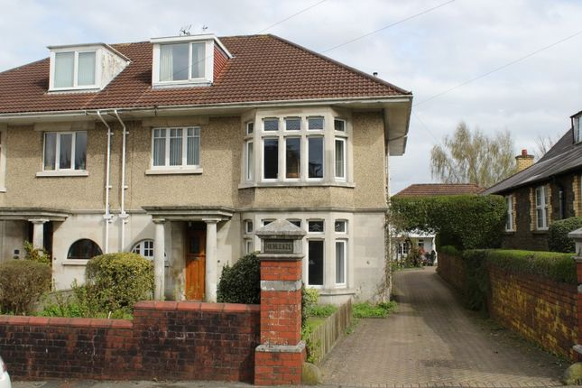 Thumbnail Detached house for sale in 6 & 6A Brynhyfryd Road, Newport, Newport