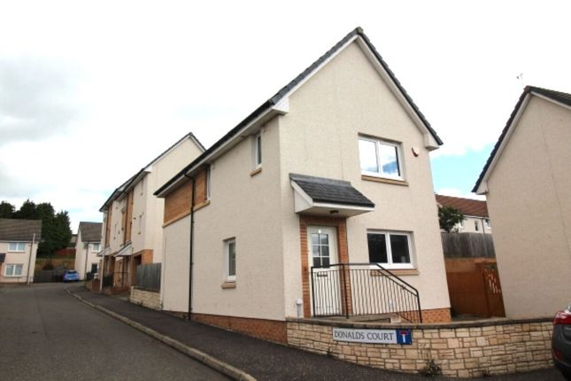 Thumbnail Detached house to rent in Donalds Court, Dundee