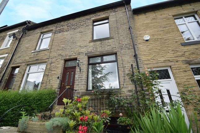 Thumbnail Terraced house for sale in Moor View Avenue, Shipley