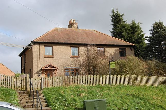 Thumbnail Semi-detached house for sale in West View, Felton, Morpeth