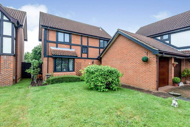 Thumbnail Detached house for sale in Ramerick Gardens, Arlesey