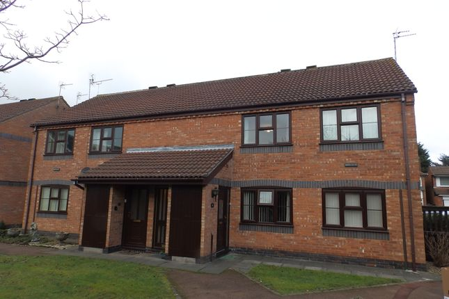 Thumbnail Maisonette to rent in Swithland Court, Leicester