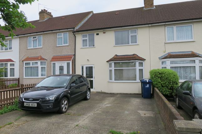 3 bed terraced house for sale in Costons Lane, Greenford