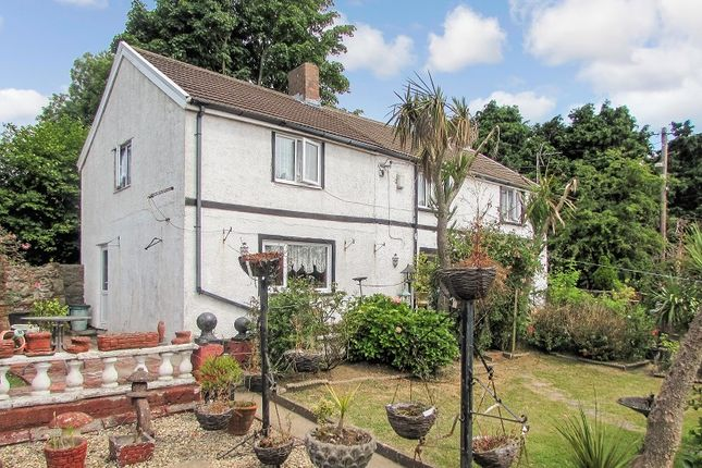 Thumbnail Detached house for sale in Heol Laethog Cottage Heol Laethog, Bryncethin, Bridgend.