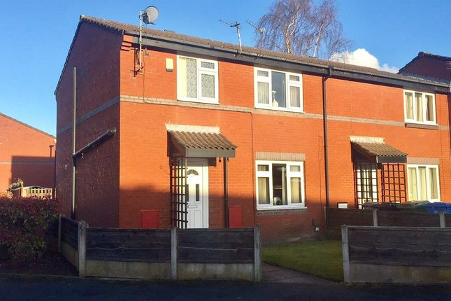 Thumbnail End terrace house to rent in Whitlow Avenue, Broadheath, Altrincham