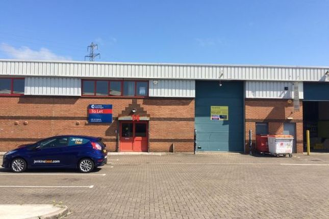 Thumbnail Industrial to let in E14, Ashmount Business Park, Swansea Enterprise Park, Swansea