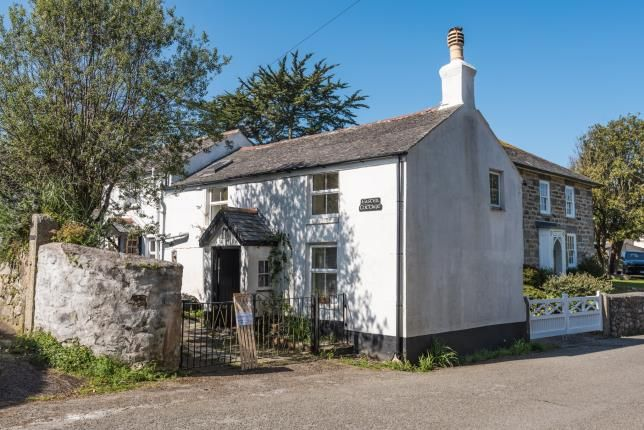 Thumbnail Property for sale in Lelant, St. Ives, Cornwall
