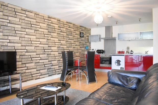 Thumbnail Flat to rent in Ruby House, Milton Keynes