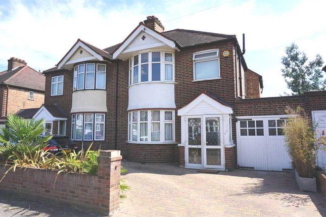Thumbnail Semi-detached house to rent in Roxborough Avenue, Isleworth
