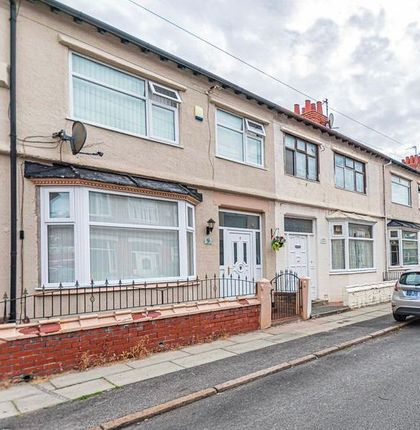 3 bed terraced house to rent in Regina Road, Walton, Liverpool L9