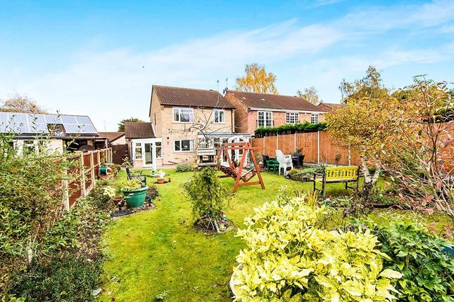 Thumbnail Detached house for sale in Sandtoft Close, Lincoln