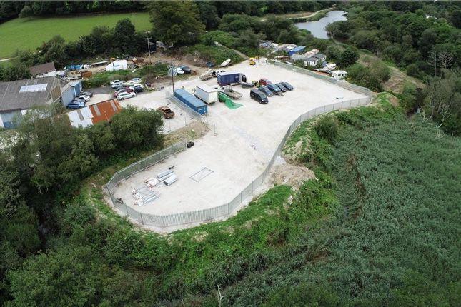 Thumbnail Industrial to let in Visicks Yard, Perranarworthal, Truro, Cornwall