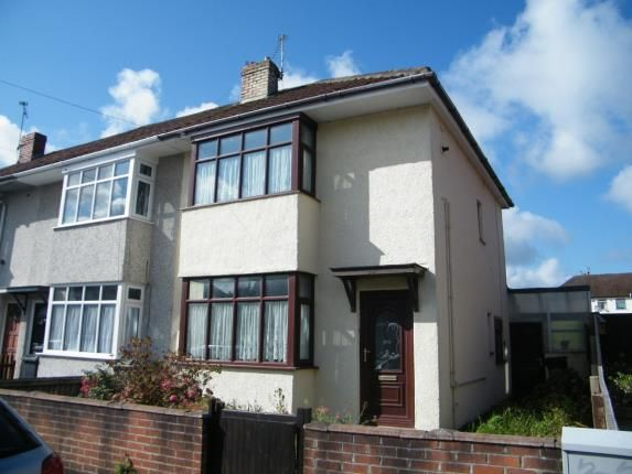 Thumbnail End terrace house for sale in Charles Road, Filton, Bristol
