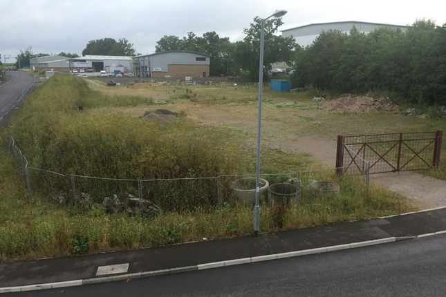Thumbnail Land for sale in George Smith Way, Lufton Trading Estate, Lufton, Yeovil