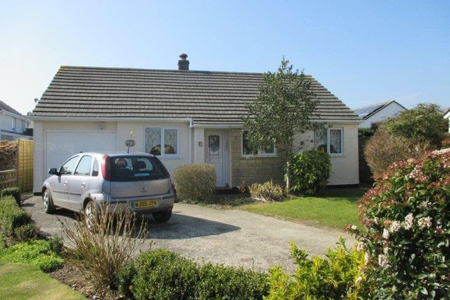 Thumbnail Bungalow to rent in Beuvron Close, Woolsery, Devon